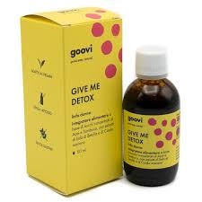 Goovi GIVE ME DETOX Linfa donna - 50ml