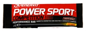 Enervit Sport Linea Energia Power Sport Competition Barretta Energetica Cacao